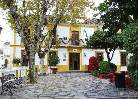 Het archeologisch museum van Estepona